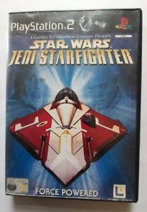 Star Wars: Jedi Starfighter PlayStation 2 ps2 GOOD condition