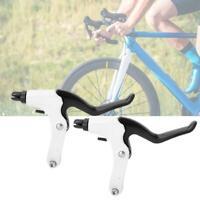 1 Pair Bicycle Anti-rust Brakes Lever Grip Handle Bar Bike Break Handle Lever
