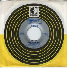 The Who Join Together / Baby Don`t You Do It
