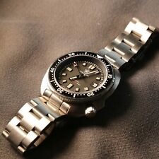 Pre-Owned SteelDive Turtle 6105 Watch Seiko NH35A Capt. Willard Watch