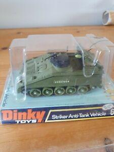 Dinky striker anti tank vehicle