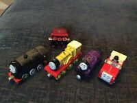 Thomas And Friends Take N Play Lot Neville Molly Ryan And Winston