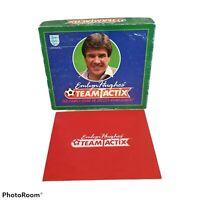 Emlyn Hughes Team Tactix Board Game - Vintage 1986