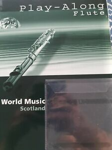 World Music Scotland Play-Along Flute (missing CD)