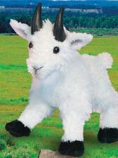 """Douglas MAGGIE MOUNTAIN GOAT Plush Toy 8"""" Stuffed Animal NEW"""