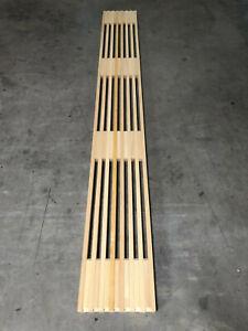 Gangway aus Holz für Motor-und Segelboote