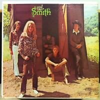 SMITH a group called smith LP VG+ ST-91777 Vinyl 1969 USA Record Club Press