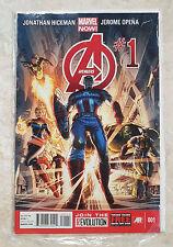 MARVEL AVENGERS #1 FEBRUARY 2013 MARVEL NOW COMICS