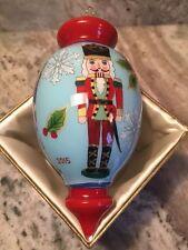 2015 Pier 1 Imports Li Bien Nutcracker Christmas Tree Ornament New