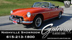 1974 MG MGB  Orange 1974 MG MGB  4-Cylinder 4 Speed Manual Available Now!