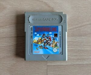 Super Mario Land Nintendo Game Boy Spiel GB