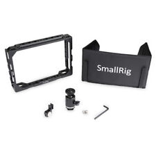 SMALLRIG 7 '' Monitorkäfig mit Sunhood für Blackmagic Video Assist 1988
