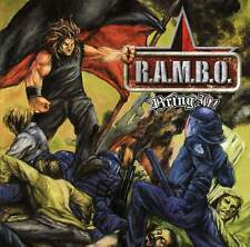 RAMBO Bring It LP philadelphia anarcho mosh
