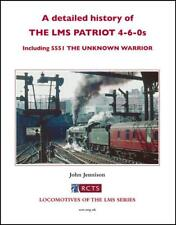 Patriot 4-6-0s LMS a detailed history RCTS Giggleswick Unknown warrior 45551