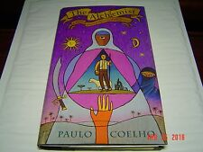 """LIKE NEW COND* THE ALCHEMIST by Paulo Coelho (1998) 1ST PRINT HARDCOVER W/ DJ"