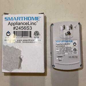 Smarthome ApplianceLinc 2456S3 Insteon NEW IN BOX Appliance Linc