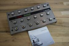 TC Electronic G System multi effects guitar pedal Excellent w/ manuals-used