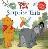 Winnie the Pooh: Surprise Tails (Disney Winnie the Pooh) by Disney Book Group i