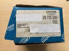 Grohe Classic Diverter CHROME Handle 5 Port 29735000