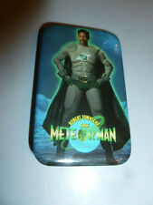 Meteor Man Pin Back 1993 Movie Promotional Button Robert Townsend Video Store