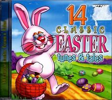 14 CLASSIC EASTER TUNES & TALES: KIDS SPRINGTIME SONGS & STORIES! PETER RABBIT +