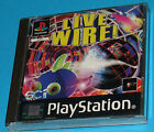 Live Wire! - Sony Playstation - PS1 PSX - PAL