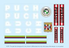 Puch Bicycle Decals-Transfers-Stickers #2