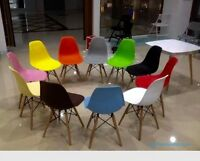 Retro Eiffel  style Chair  Dining  cafe  Designer
