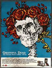 Grateful Dead The Golden Road 2001 PROMO POSTER