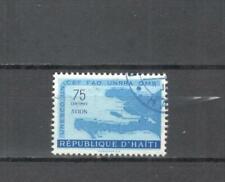 T323 - HAITI 1958 - MAZZETTA DI 5 ONU - VEDI FOTO
