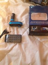 Bluetooth Car Charger Free Post D28