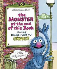 The Monster at the End of This Book (Sesame Street): By Stone, Jon