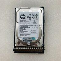 "NEW HP MM1000FBFVR 605832-002 1TB 6G 7.2K 2.5"" SAS SC MDL HARD DRIVE G8/G9"