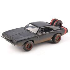 JADA 1:32 Diecast No.97334 Dodge Challenger Black Car Model Racing Vehicle Toys