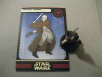 Star Wars Miniatures General Kenobi #12 With Card