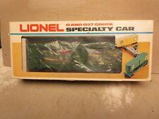 LIONEL 6-9308 TRAVELING AQUARIUM CAR (VIBRATOR DRIVEN) BRAND NEW!!