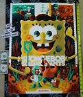 Spongebob Squarepants 18 x 24 Poster Mondo #135/350 Tom Whalen