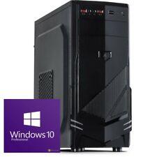 GAMER PC AMD Ryzen 5 2600 GT 710 - 2GB/RAM 16GB/240GB SSD/Windows 10/Computer