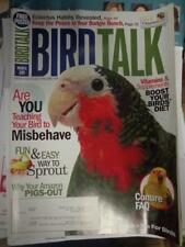 *BIRD TALK MAGAZINE Mar 11 What to Feed Parrots Vitamin Mineral Avian Vet Conure