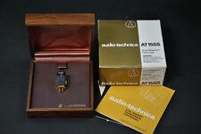 Audio Technica AT15SS Cartridge with ATN15SS Super Shibata Stylus