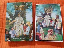 Seaside Bible for Children ~ KJV ~ By Thomas Nelson ~ New in Box
