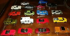 18PC LOT MAISTO COLLECTIBLE CAR LOT 1:64 SCALE VERY COOL COLLECTION L@@K