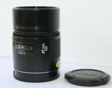 Minolta / Sony Alpha DSLR & SLT Fit 135mm f2.8 AF Prime Portrait Lens.