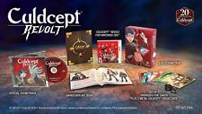 Culdcept Revolt: 20th Anniversary 1997-2017 Limited Edition (Nintendo 3DS, 2017)