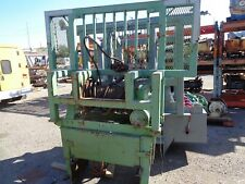Tulsa Winch 30,000lb with rack model: Rm30Wm-Rf0