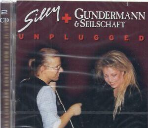 Silly Tamara Danz + Gundermann & Seilschaft / Unplugged (2 CDs, OVP, NEW)