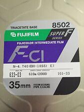 Fujifilm Pellicola intermedio 8502 F-c1 35mm 2000ft