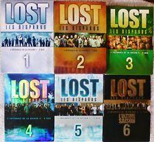 LOST : Les DISPARUS 5 SAISONS 32 DVD Zone 2 Français & Anglais SANS LA SAISON 6