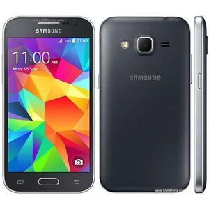 SAMSUNG GALAXY CORE PRIME SM-G360T 8GB WHITE/BLACK Android Touchscreen 4G LTE