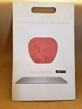 "Yier Pu 13"" MacBook Pro Protective Sticker (Deep Pink)"